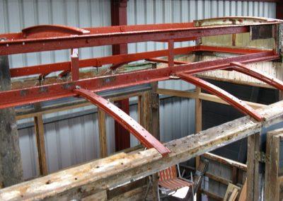 ER roof metalwork