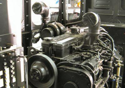 Engine housing assembly - Simon Gott