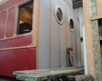 5th Nov 2013 Autocoach portholes Stephen Middelton