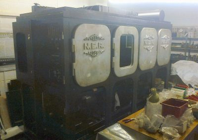 Engine housing (David Moore)