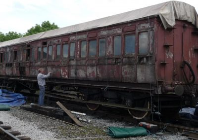 Autocoach as arrived (Alan Chandler)
