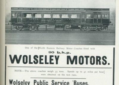 Wolseley advert