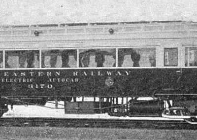 NER_Petrol-Electric_Autocar_1905